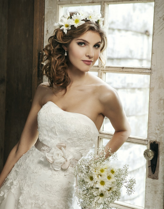 How to choose the makeup and hairstyle for my wedding
