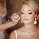 Eyeliner makeup for brides