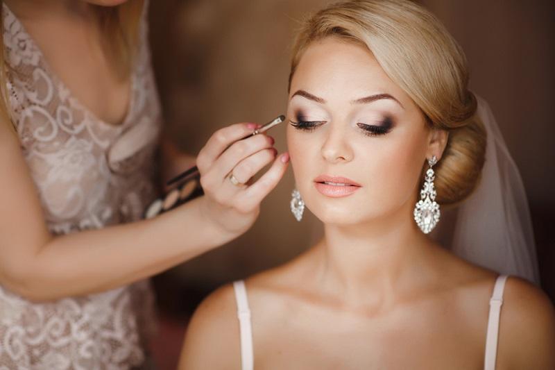 Basic beauty of bride