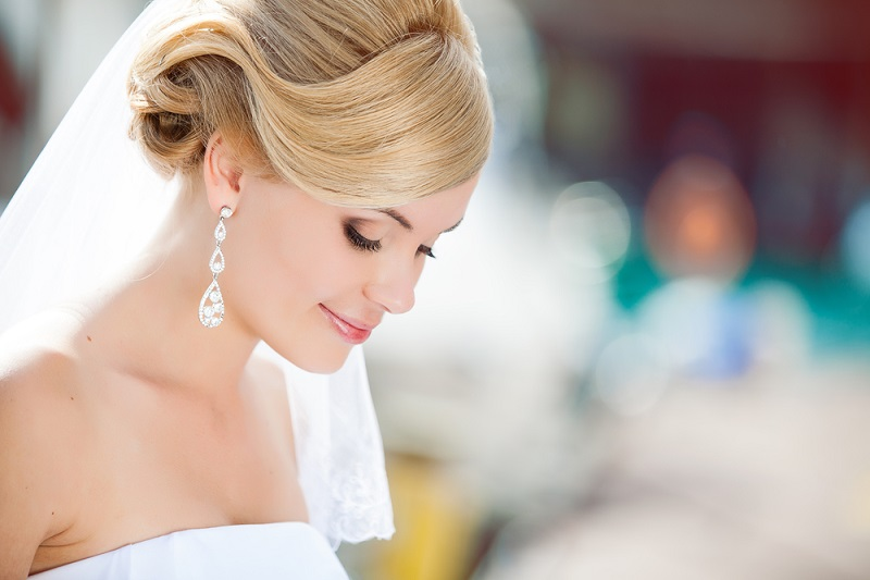 Basic beauty every bride should look on their wedding day