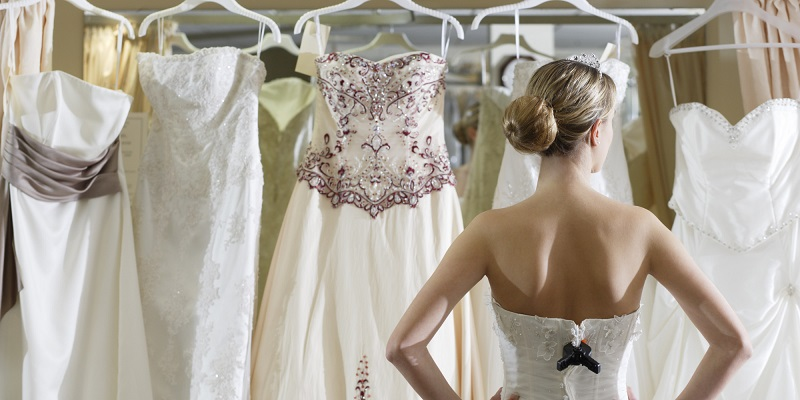 How to know which wedding dress suits me