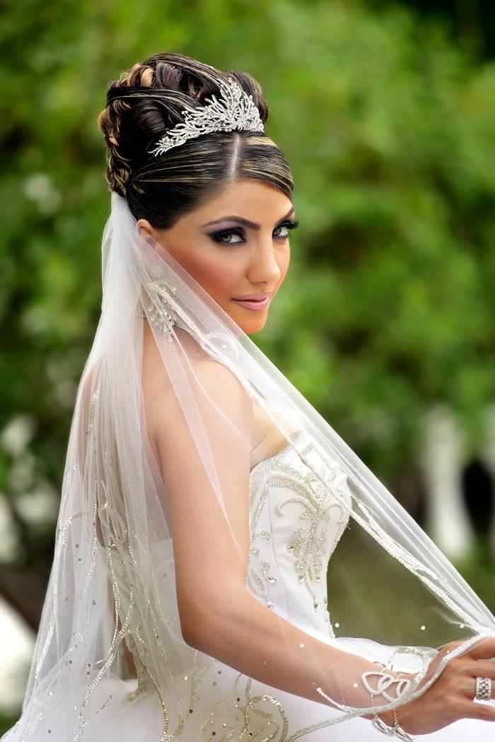 Makeup for brides