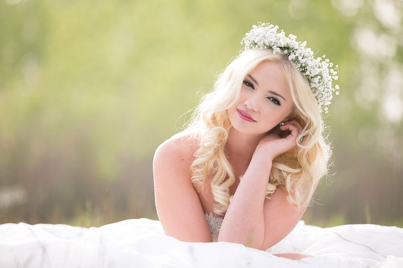 5 tips makeup for your wedding day