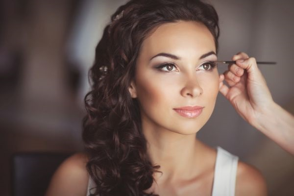 Makeup trends for brides in 2017