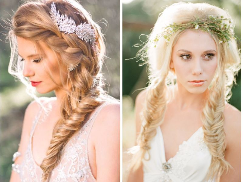 12 tips for choosing your wedding hairstyle