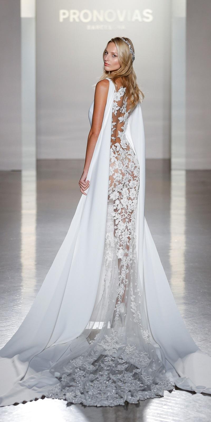 Pronovias 2017 brides collection