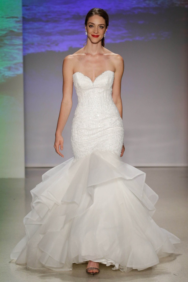 Tell us who your favorite Disney princess and this designer will have a wedding dress inspired by her