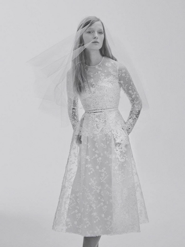 Elie Saab launches its first collection of wedding dresses