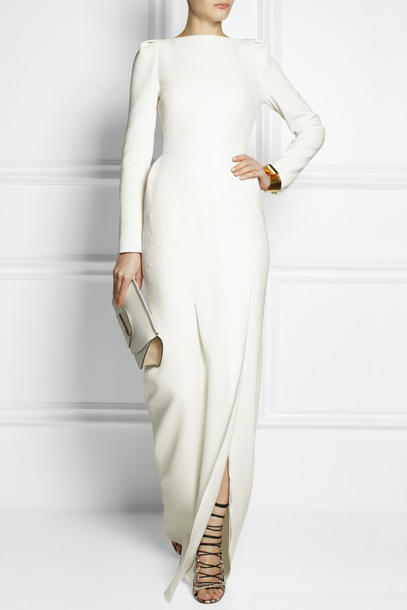 White-Dresses-For-Beautiful-Bride