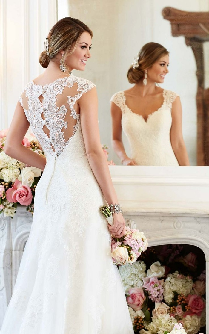 Wedding Dresses 2017, The Splendid Cosmobella Line