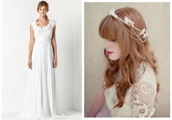 Wedding-Dress-and-Hairstyle