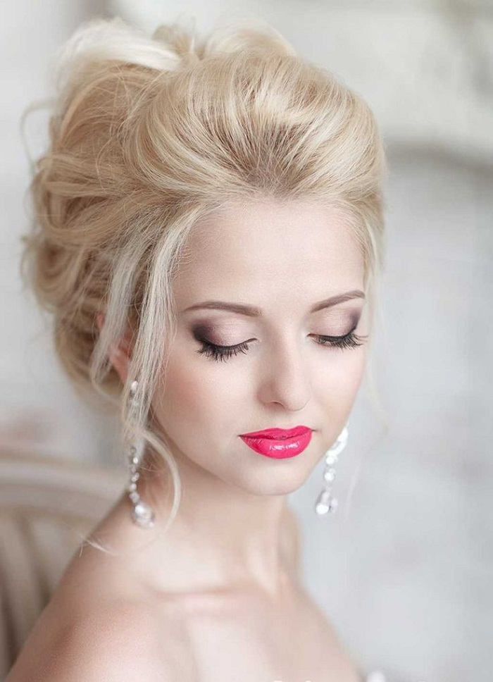 Winter Brides and Blush: A Great Ally For A Perfect Wedding Makeup