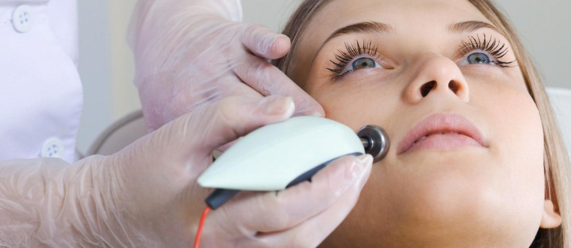 Most brides go to dermatological treatments