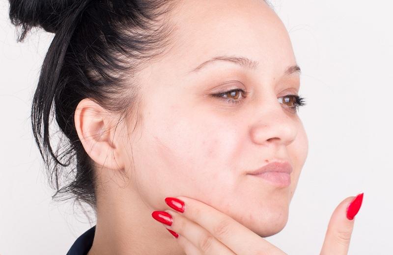 Apply daily facial treatments