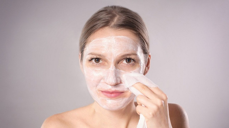Incorporate exfoliation to your beauty routine