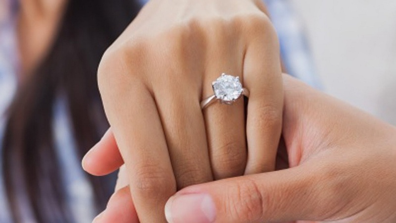 How to take care of your hands and show off your engagements ring