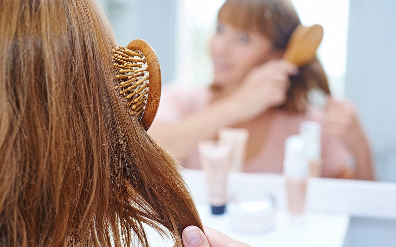 How to take proper care of your hair naturally before your marriage