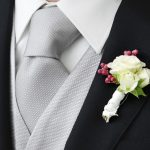 Five keys to choose the accessories for the groom