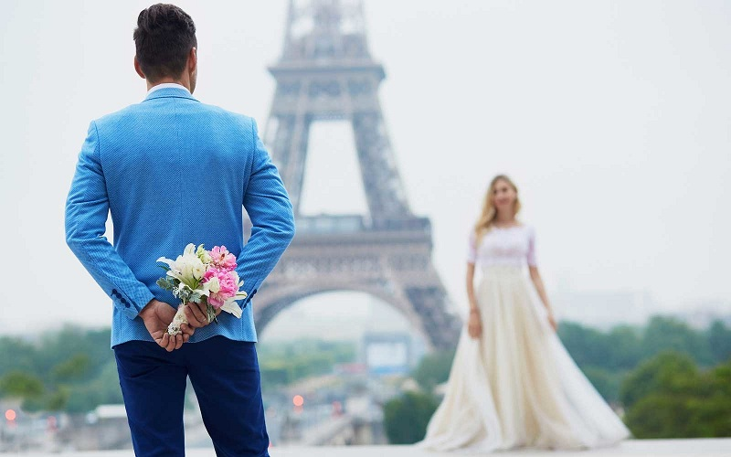 Traveling marriage