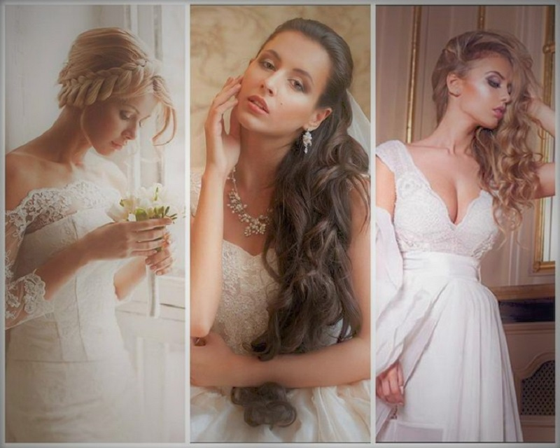 Options for Wedding Hairstyles