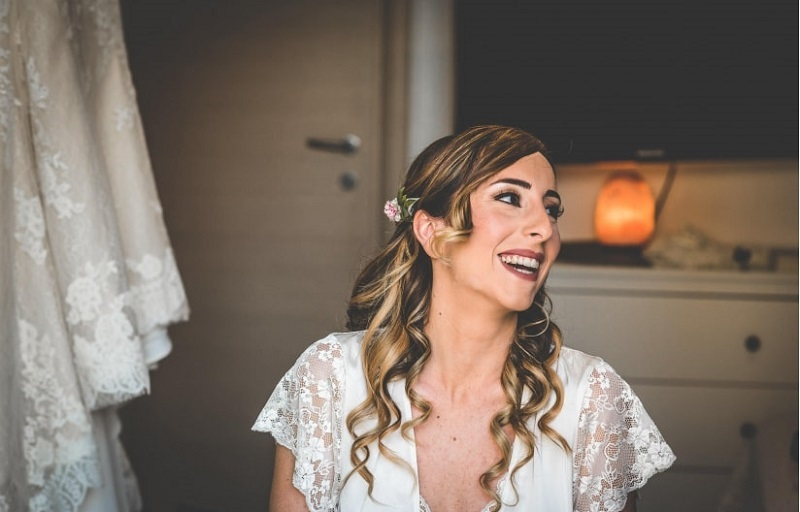 The hairstyle for the wedding: 4 proposals that will never go out of style