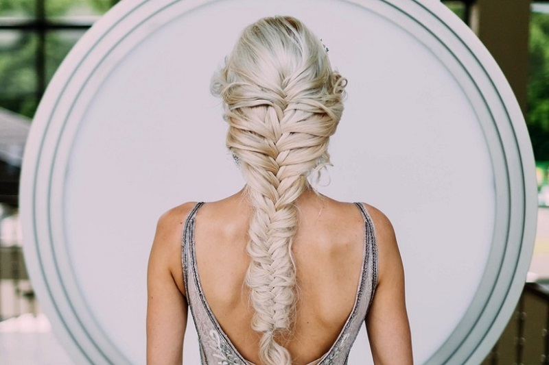 6 braided wedding hairstyles inspired by The Throne of Swords