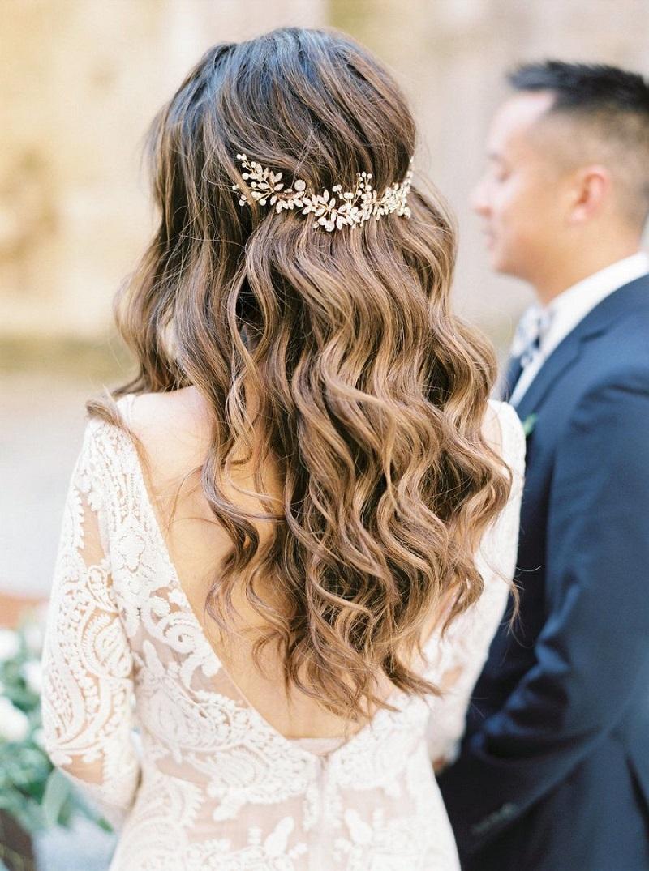 Original bridal hairstyles
