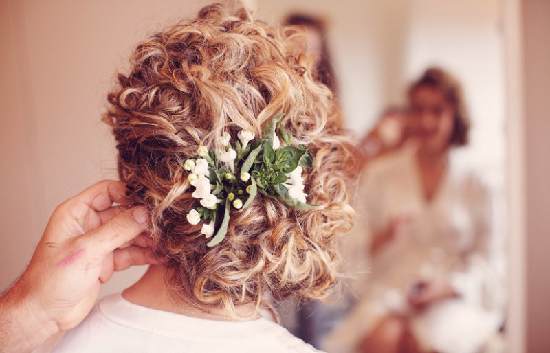 Hairdressing secrets: bridal hairstyles based on hair length