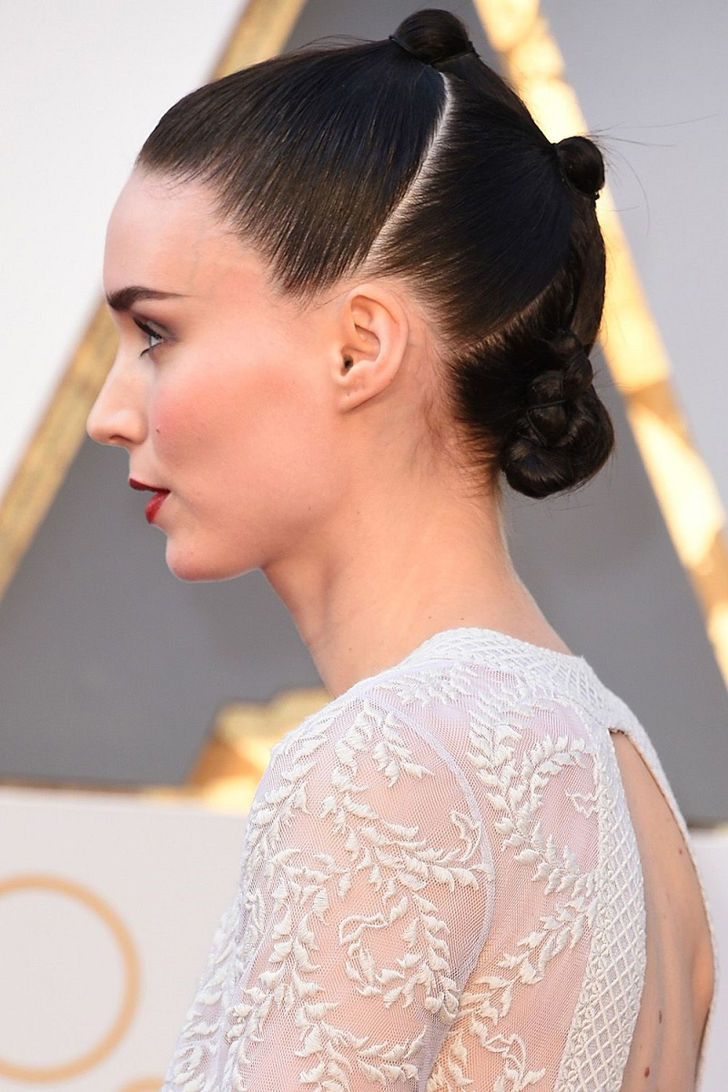 easy hairstyles for wedding guests