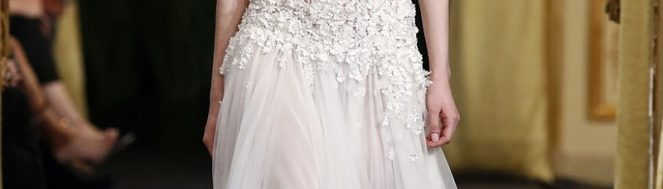 Midi wedding dresses: bridal outfits with style and bon ton