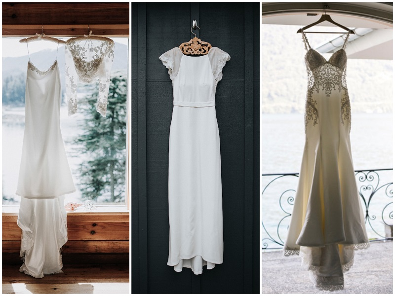 Types and Styles of Wedding Dresses according to your body