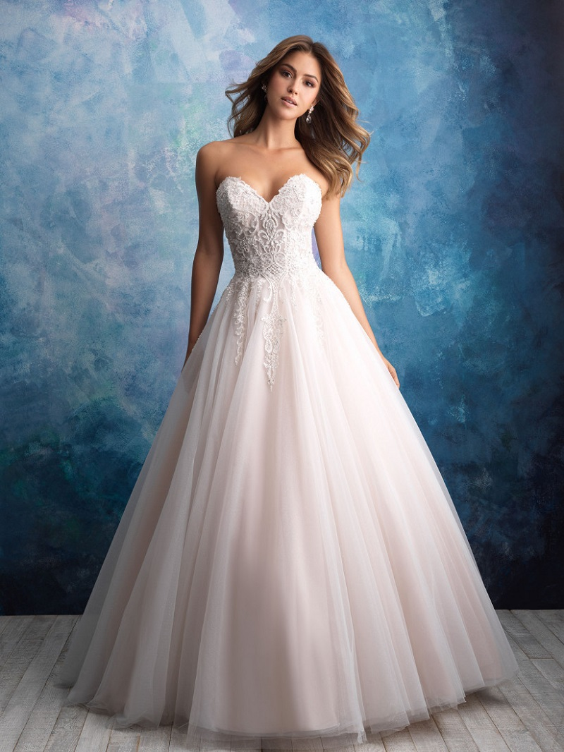 Styles of Wedding Dresses