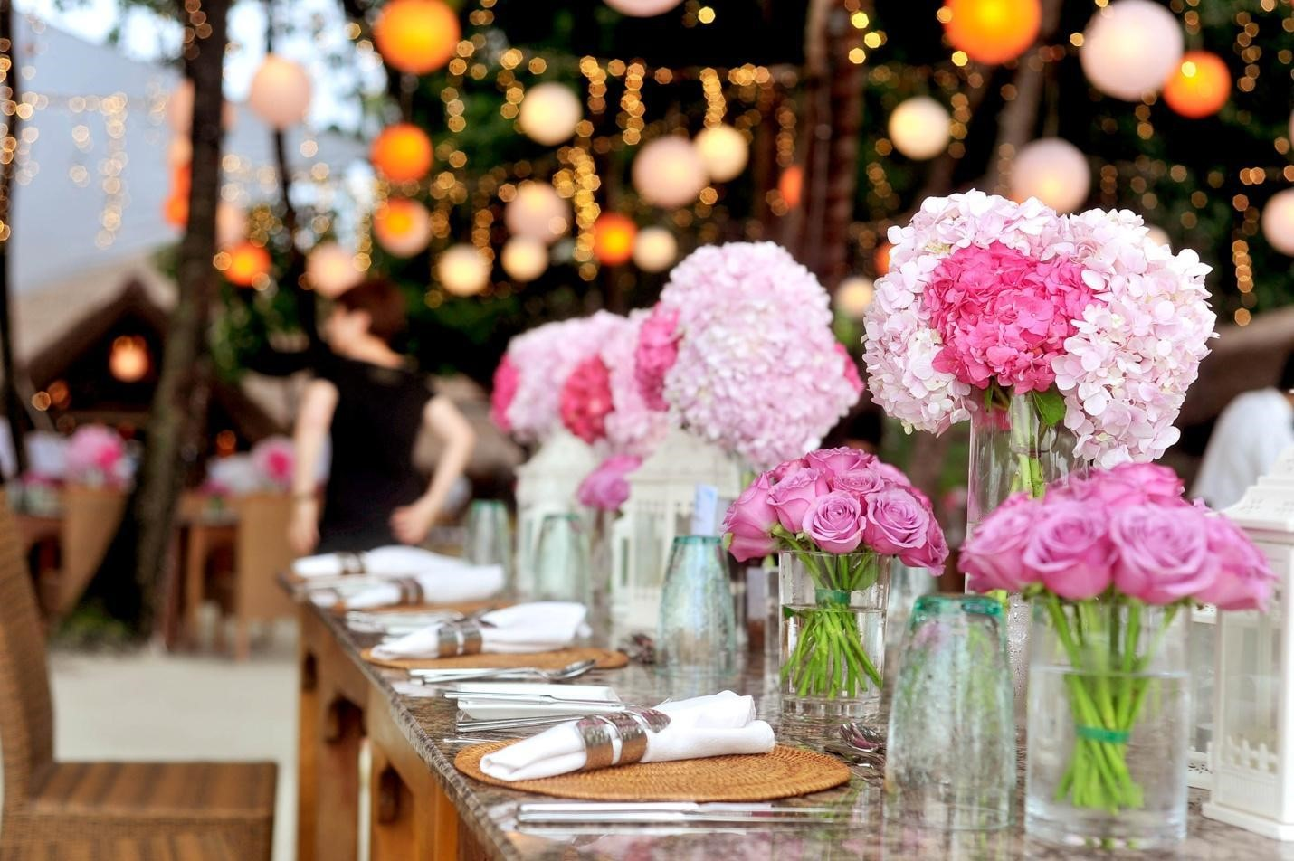 Plan your wedding with these 13 steps