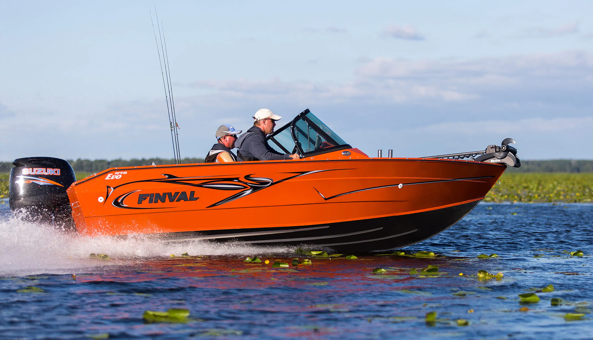 Finval Evo 475: a great choice for all fishing enthusiasts