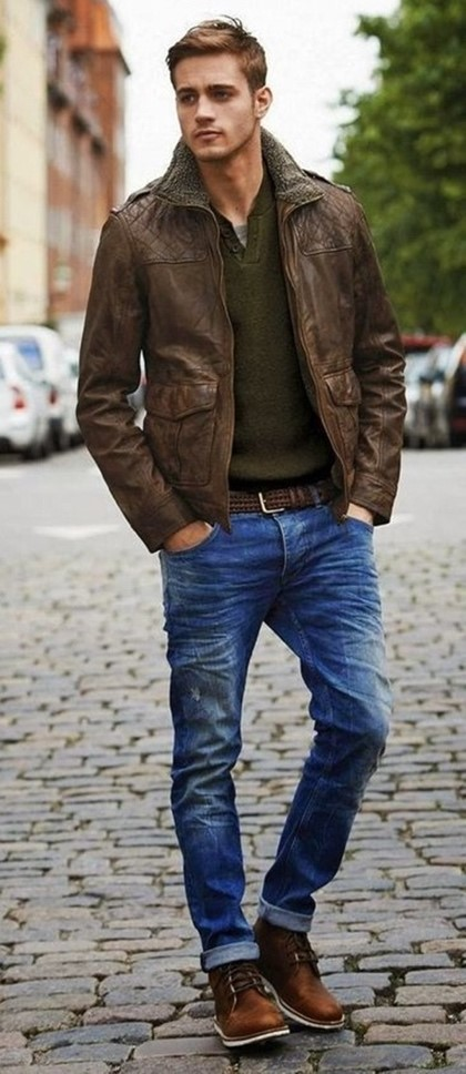 Current fashion trends for men