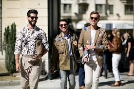 A look at Calvin Klein Menswear